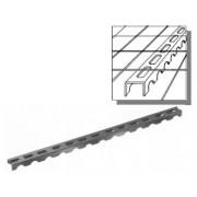 Линеен фиксатор за плоча 30мм x 100 метра в пачка (цената е за метър)