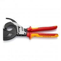 Ножица за кабели с тресчотка 600 мм2 / ф.60 мм, изолирана / 9536320
