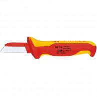 Нож за кабели изолиран / 9854