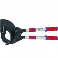 Ножица за кабели с тресчотка 960 мм2 / 9532100