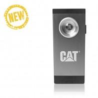 Алуминиев джобен фенер с магнит CAT POCKET SPOT LIGHT  / CT5110