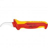 Нож за заголване на кабели изолиран / 985313