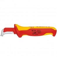 Нож за заголване на кабели / 9855
