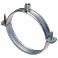 Метална скоба 053-58мм, Свързваща гайка M8