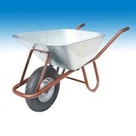 Строителна количка за бетон със сачмен лагер