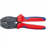 Кримпващи клещи Knipex PreciForce® за изолирани конектори и клеми