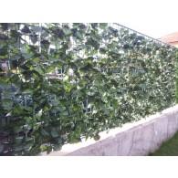 Изкуствено покривало за огради, балкони и тераси Бръшлян H=1.0 x L=3.0 m