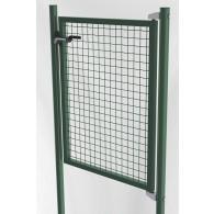 Еднокрила оградна врата FORTINET, Височина 1.95м, Дължина 1.0м