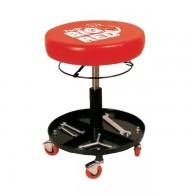Автомонтьорски стол с поставка за инструменти Torin