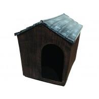 Къща за куче, едноделна