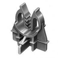 Защипващ фиксатор Normfix 25 (цена за 500бр.)