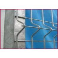 Пано оградно Nylofor 3D Light Casto Ø4.0 / 200x50мм (размери 1.53x2.0м)
