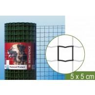 Мрежа оградна Pantanet Protect Ø2.5 (ролка 1.22x25м)