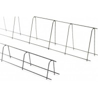 МЕТАЛНИ ЛИНЕЙНИ ФИКСАТОРИ - тип пирамида / 13cm x 2m.