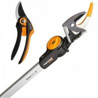 Промо сет Универсална резачка за високи клони UPX82 + Лозарска ножица SmartFit P68